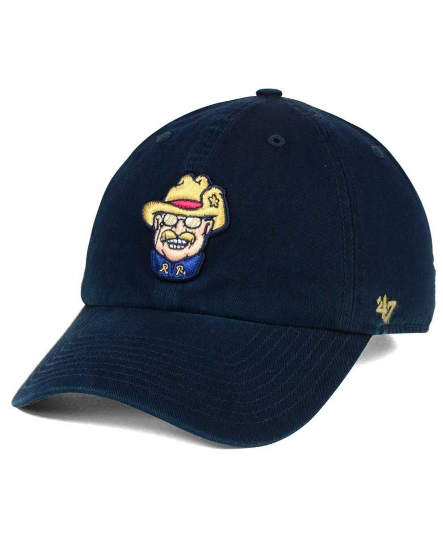 93e778a01 47 Brand Frisco RoughRiders Clean Up Cap | Products | Mens caps ...