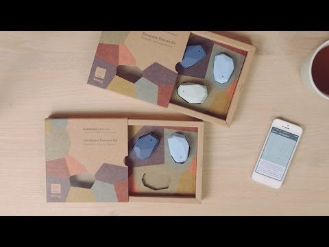 Estimote Indoor Location is a sophisticated software