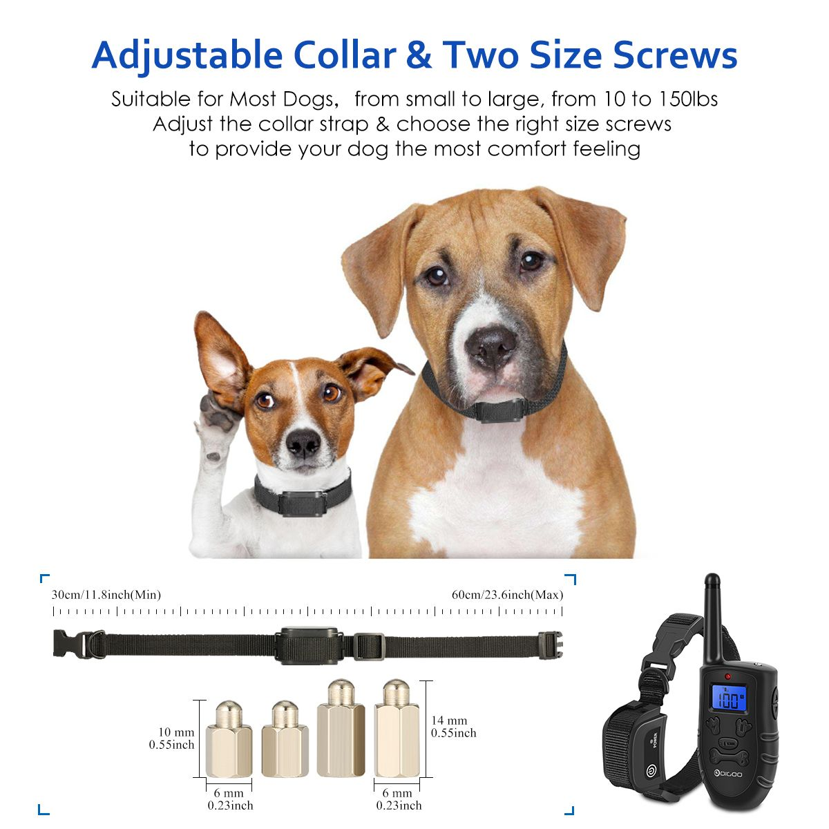 Pets Dog Training Training Collar Dog Shock Collar