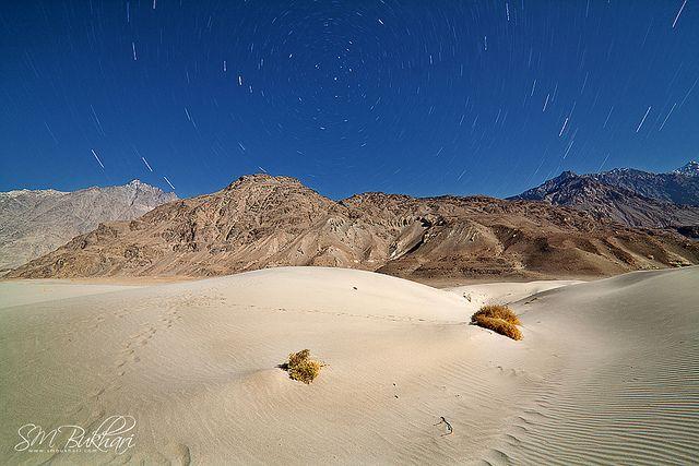 Sarfa Rangah Desert , Skardu