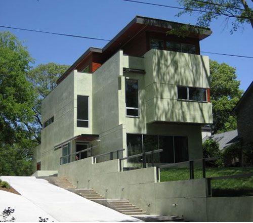 modern home house, Atlanta