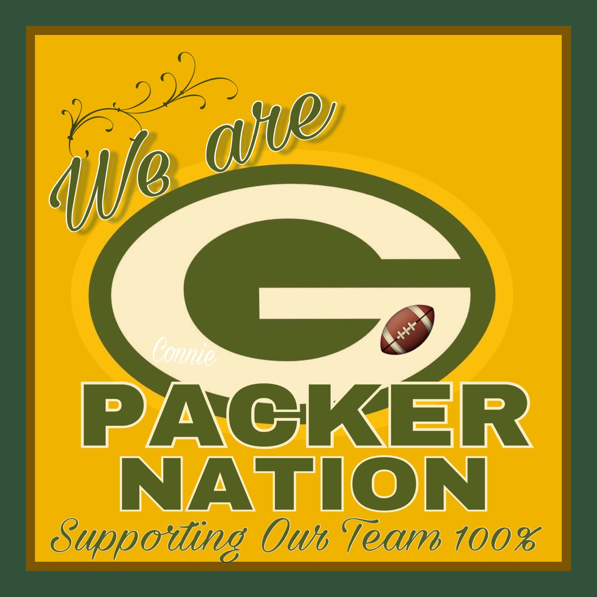 Love My Team Green Bay Packers Funny Green Bay Packers Clothing Green Bay Packers Crafts