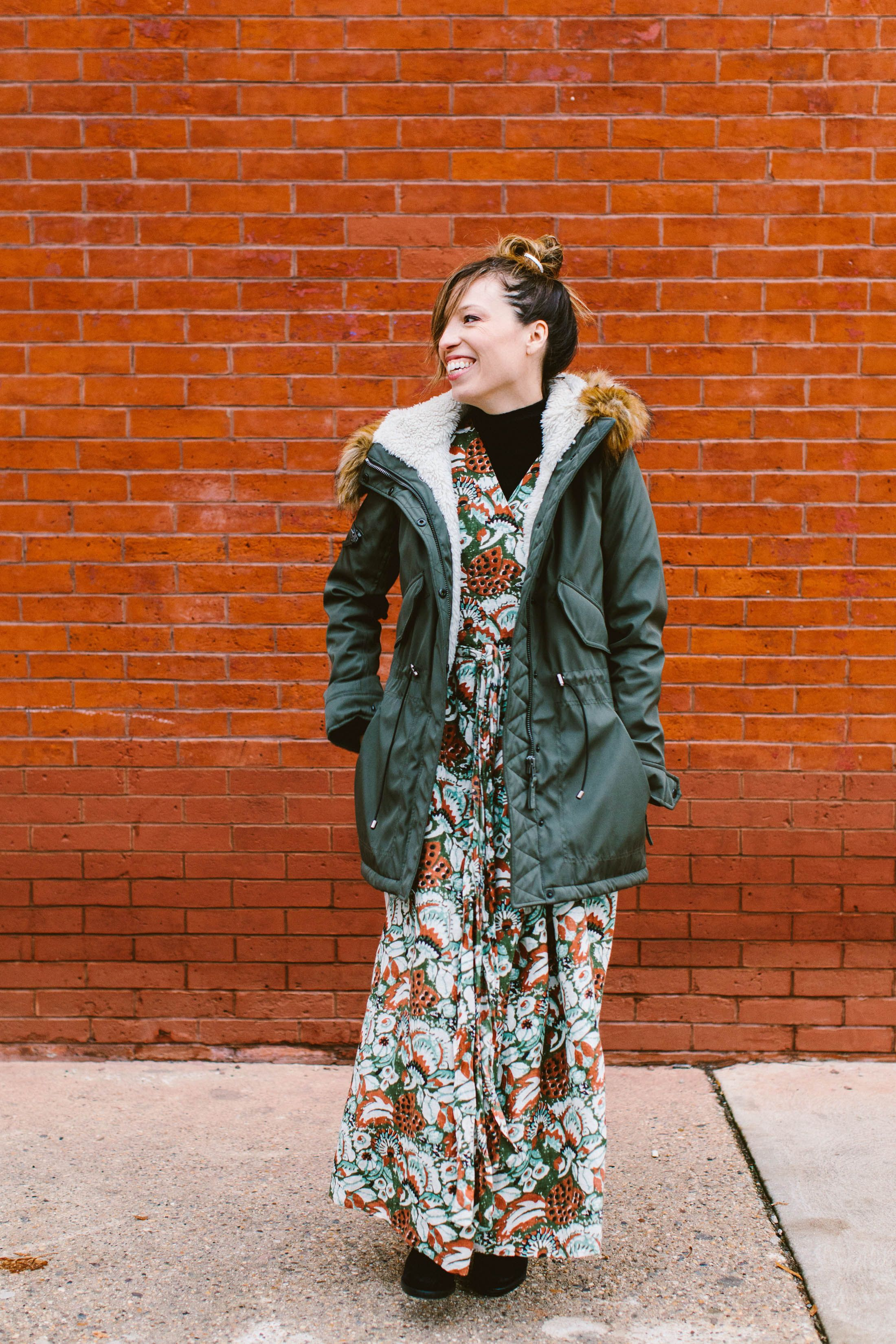 The Best Winter Coats To Wear With Maxi Dresses The Mom Edit Best Winter Coats Coat Winter Coat [ 3300 x 2200 Pixel ]