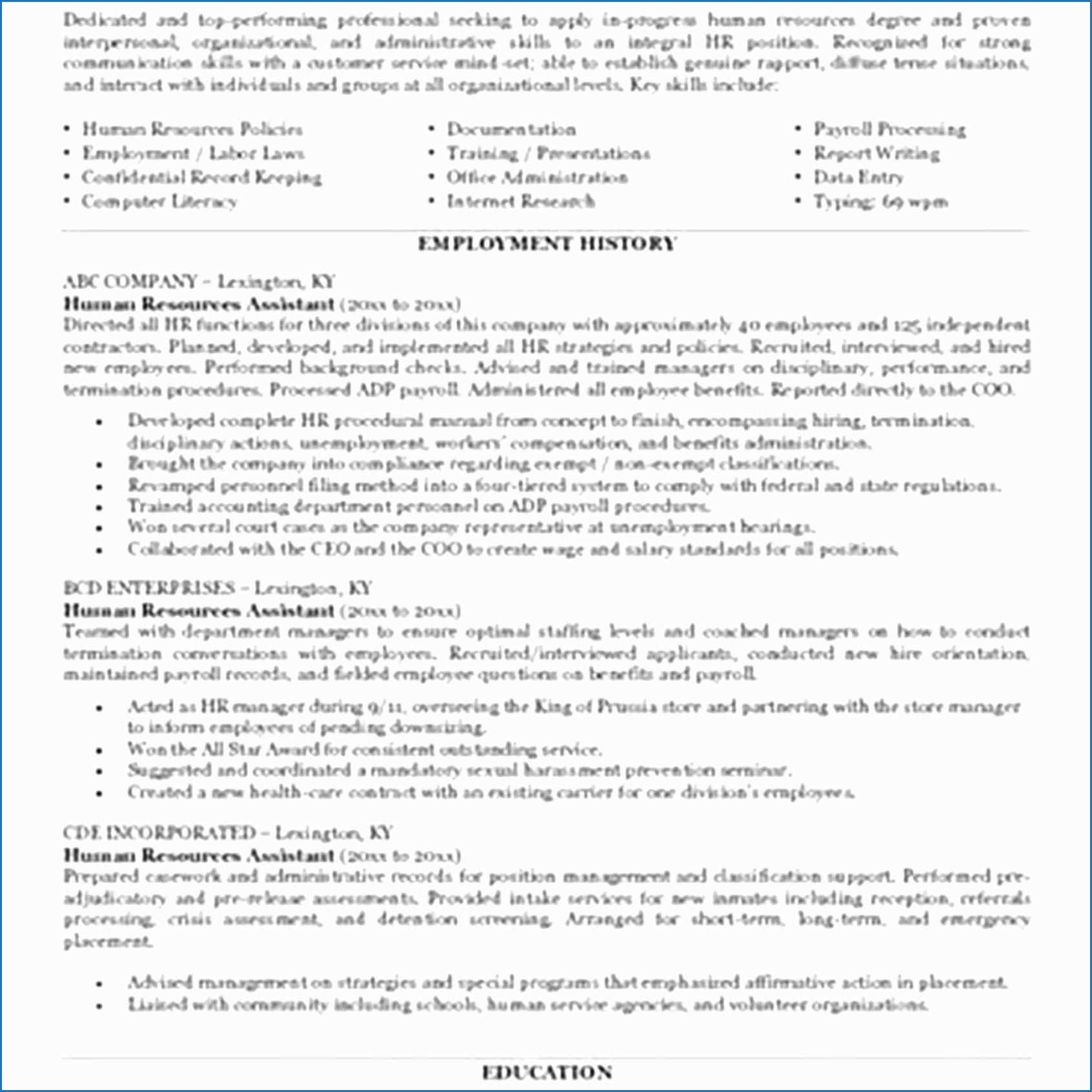 9 Back Office Medical Assistant Resume Examples