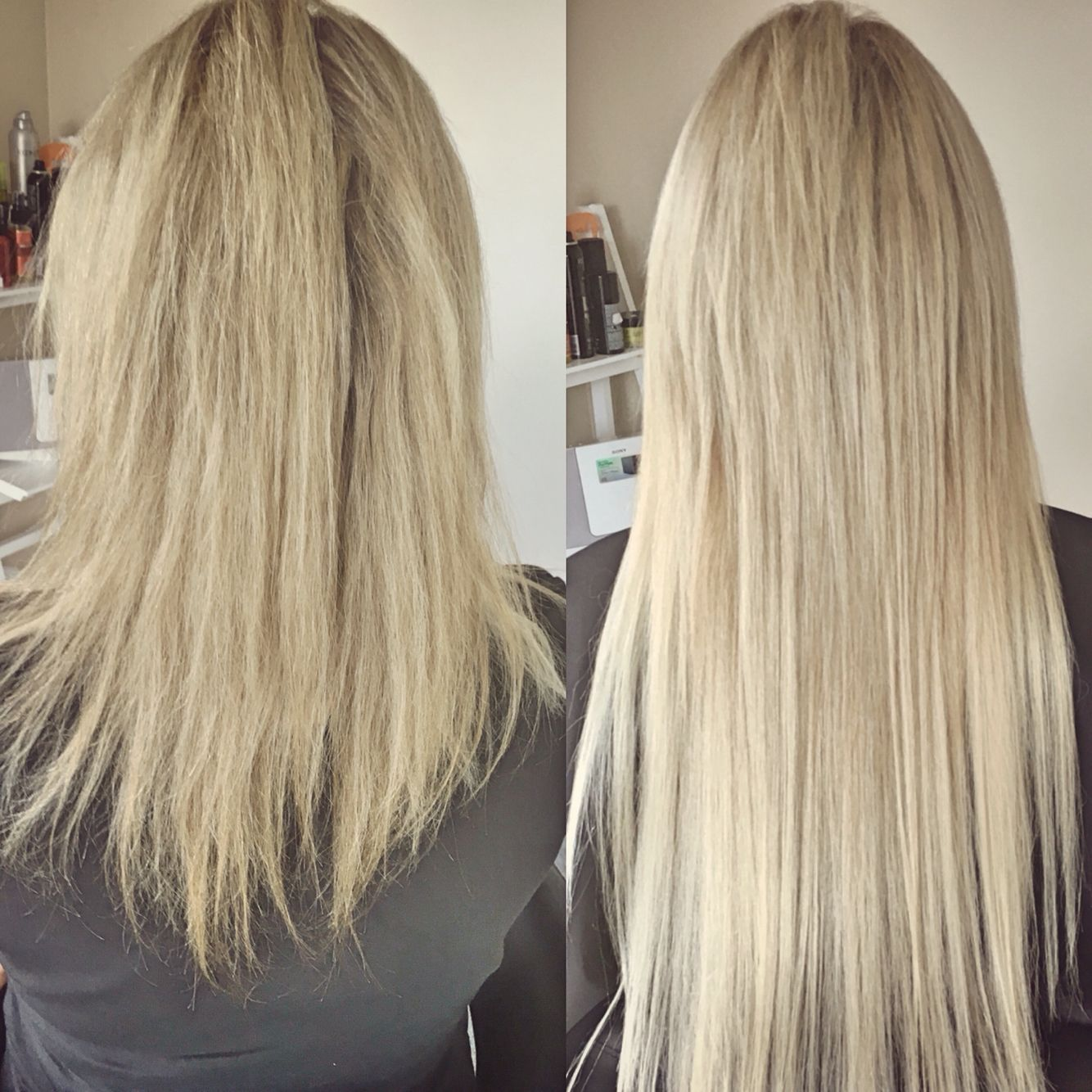 20inch 120g Tape In Hair Extensions 22 Champagne Blonde Tape In