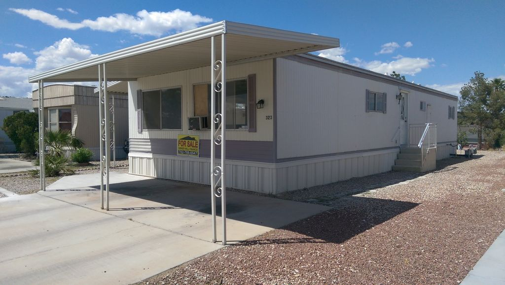 6300 W Tropicana Ave TRLR 323, Las Vegas, NV 89103 | Zillow ... Zillow Mobile Homes Las Vegas on zillow homes fort myers, zillow homes in florida, zillow homes texas,