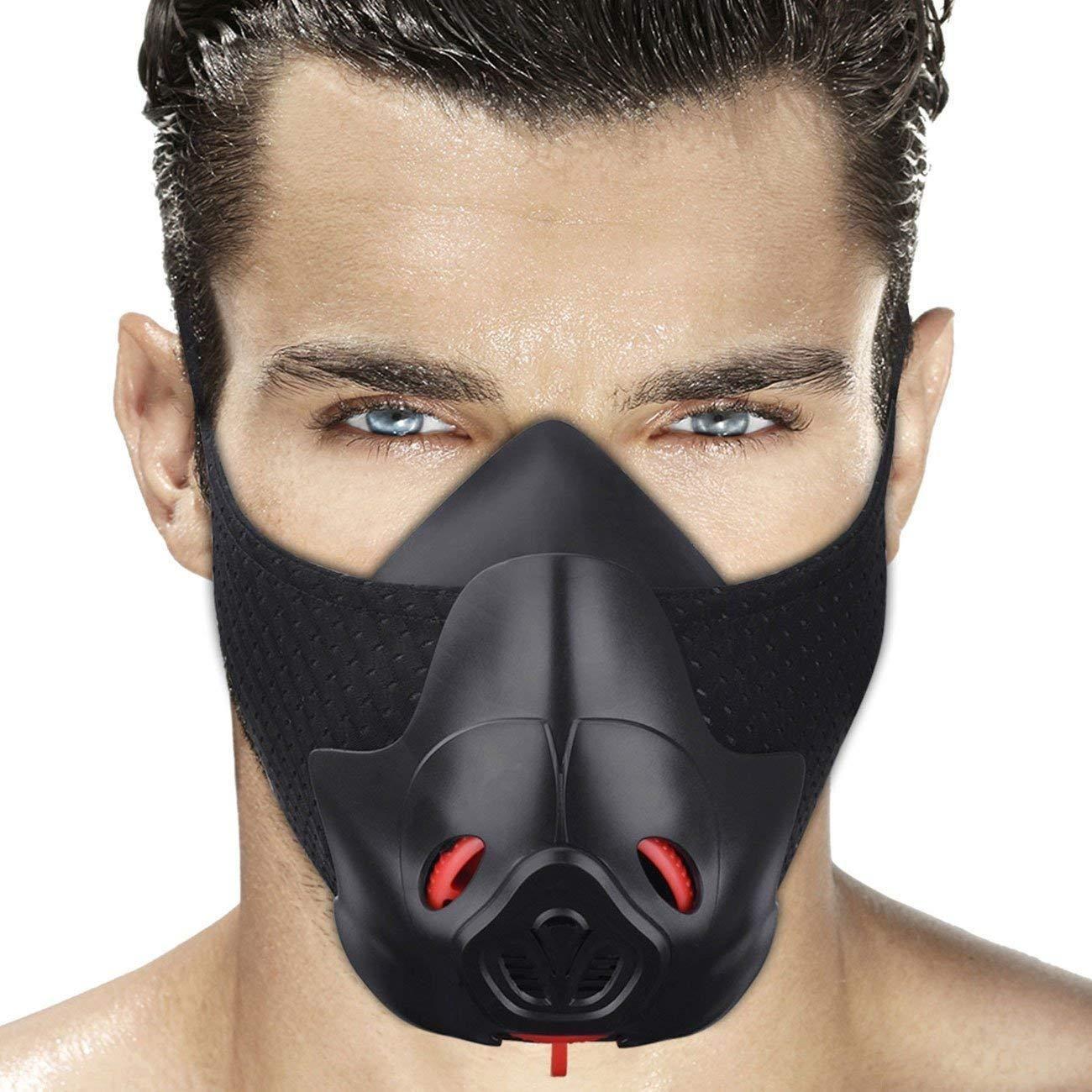 FRIORANGE Sport Workout Training Mask Hypoxic Mask Running
