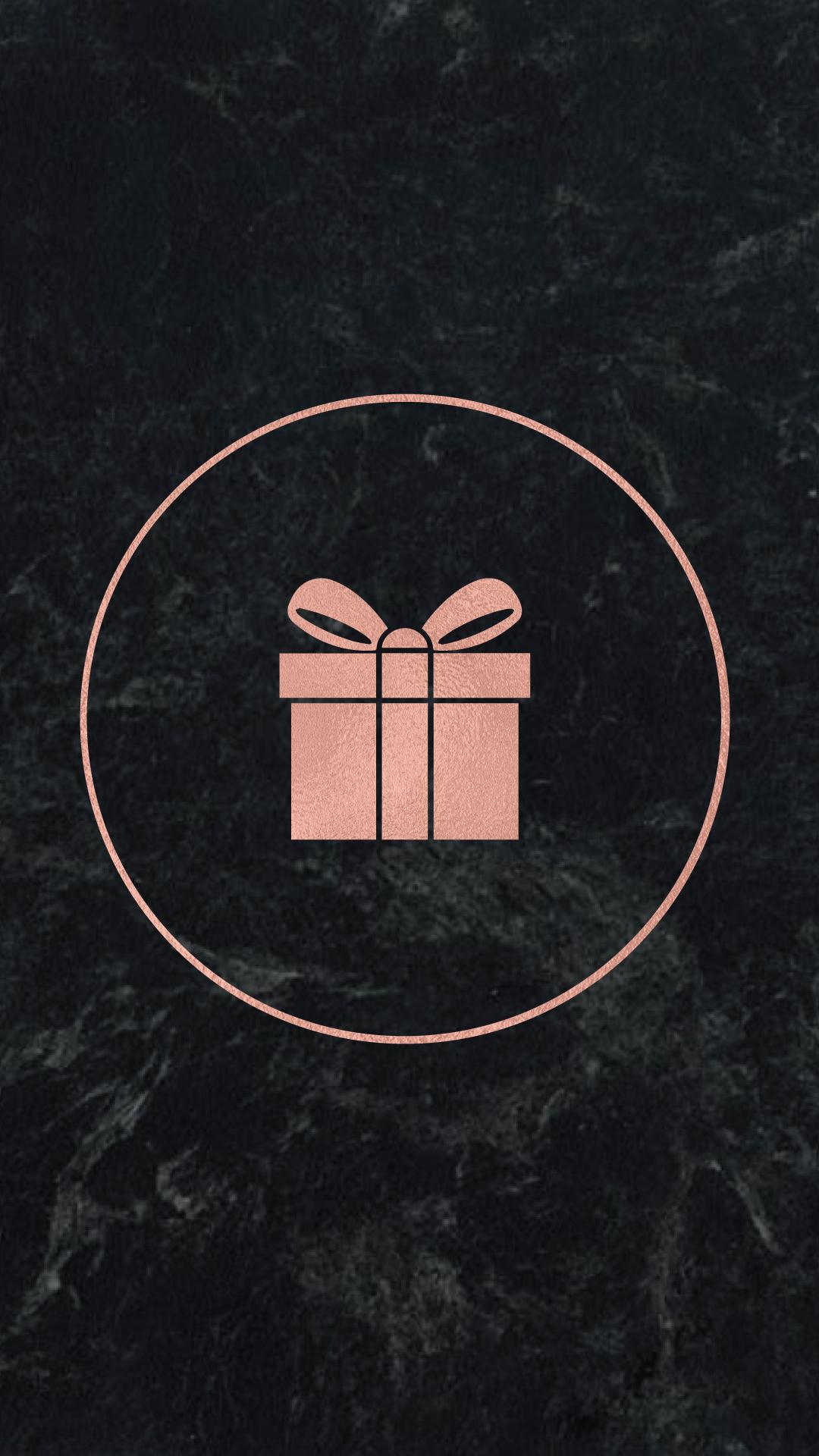 20 Rose Gold Instagram Highlight Covers Highlight Icons | Etsy in 2020 | Instagram highlight ...