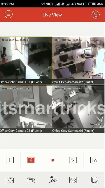 How to configure Hikvision DVR and view live CCTV camera