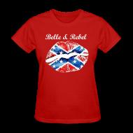 Women's T-Shirts ~ Women's Standard Weight T-Shirt ~ Bell & Rebel