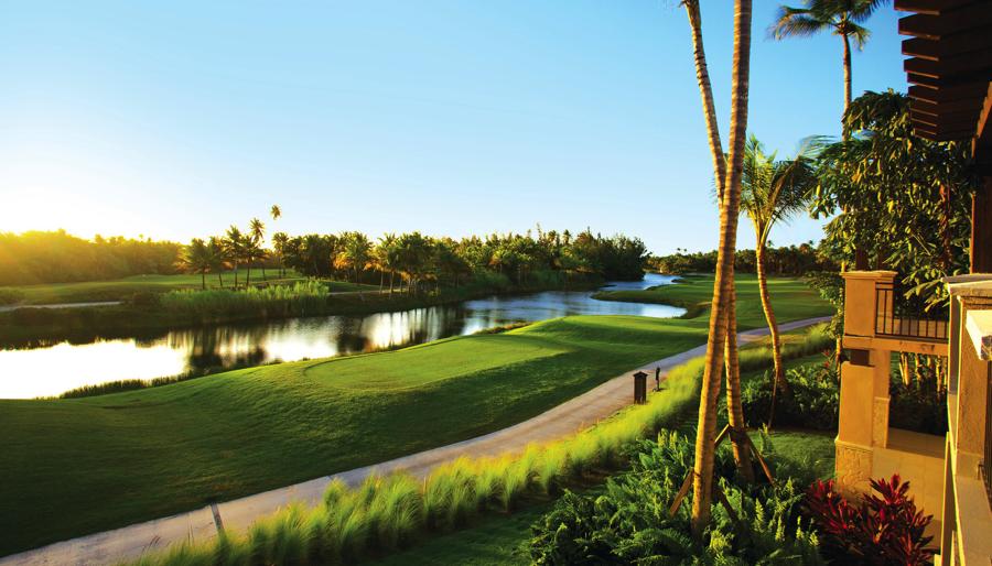 Golf Tournament In Puerto Rico Luxury Resort Bahia Beach
