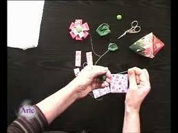 origami con tela - Buscar con Google
