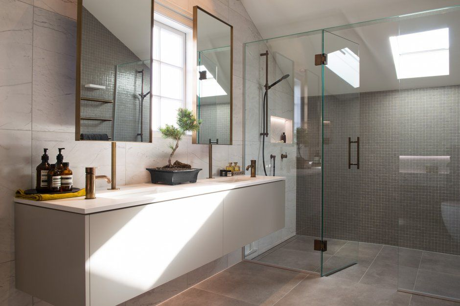 bathroom fit outs by bespoke interior design auckland bagno on bathroom renovation ideas nz id=17036