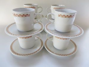 Vtg-Corning-Pyroceram-Tableware-Cups-Teacups-Saucers-Centura- & Vtg-Corning-Pyroceram-Tableware-Cups-Teacups-Saucers-Centura ...