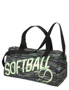 E Dyed Softball Duffle Bag
