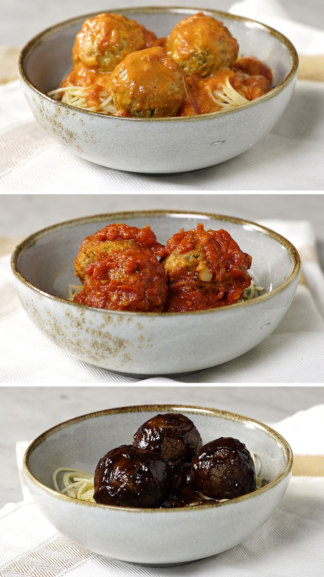 Photo of Veggie Meatballs 3 Ways