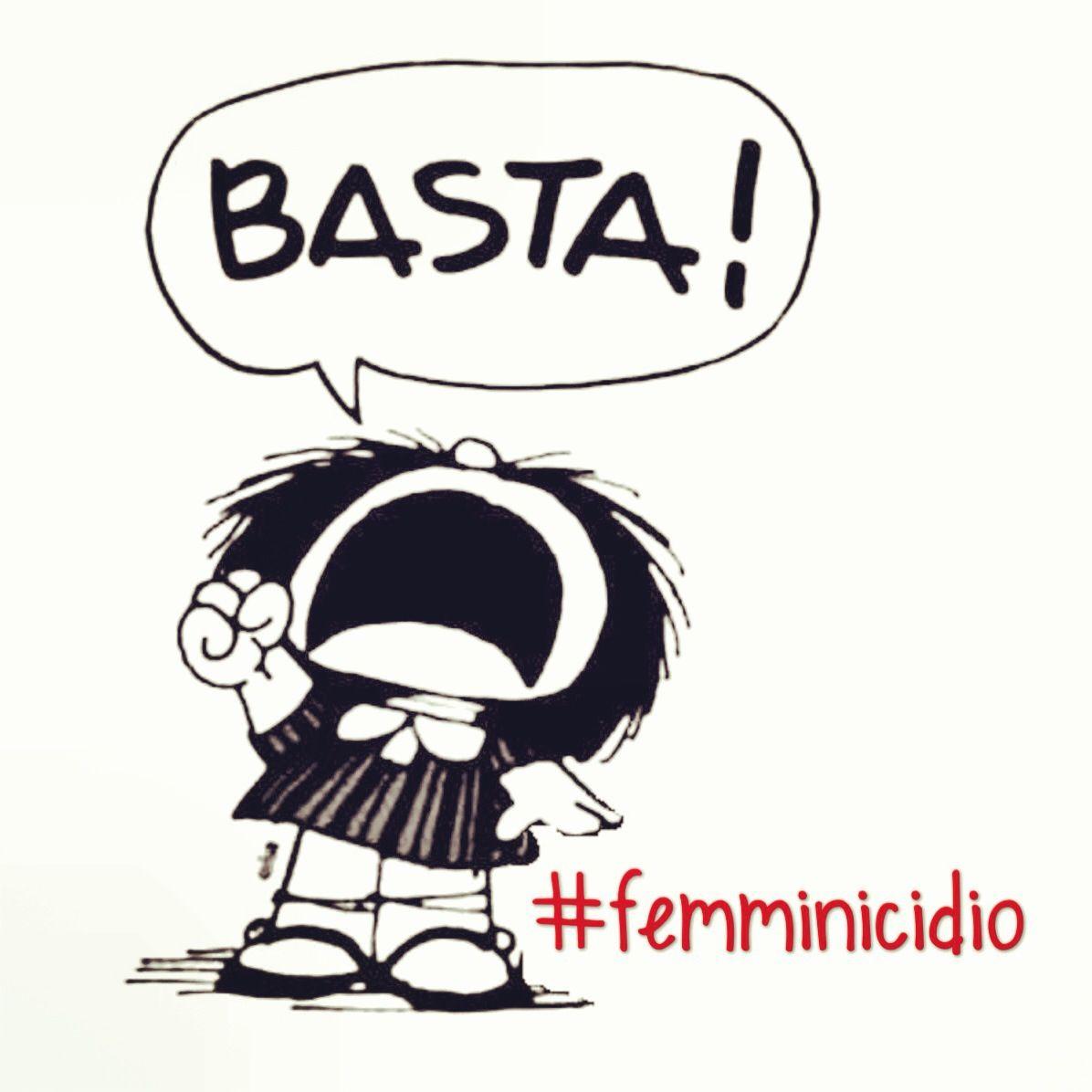 Anche Mafalda dice NO alla Violenza sulle DONNE | varie | Pinterest ...