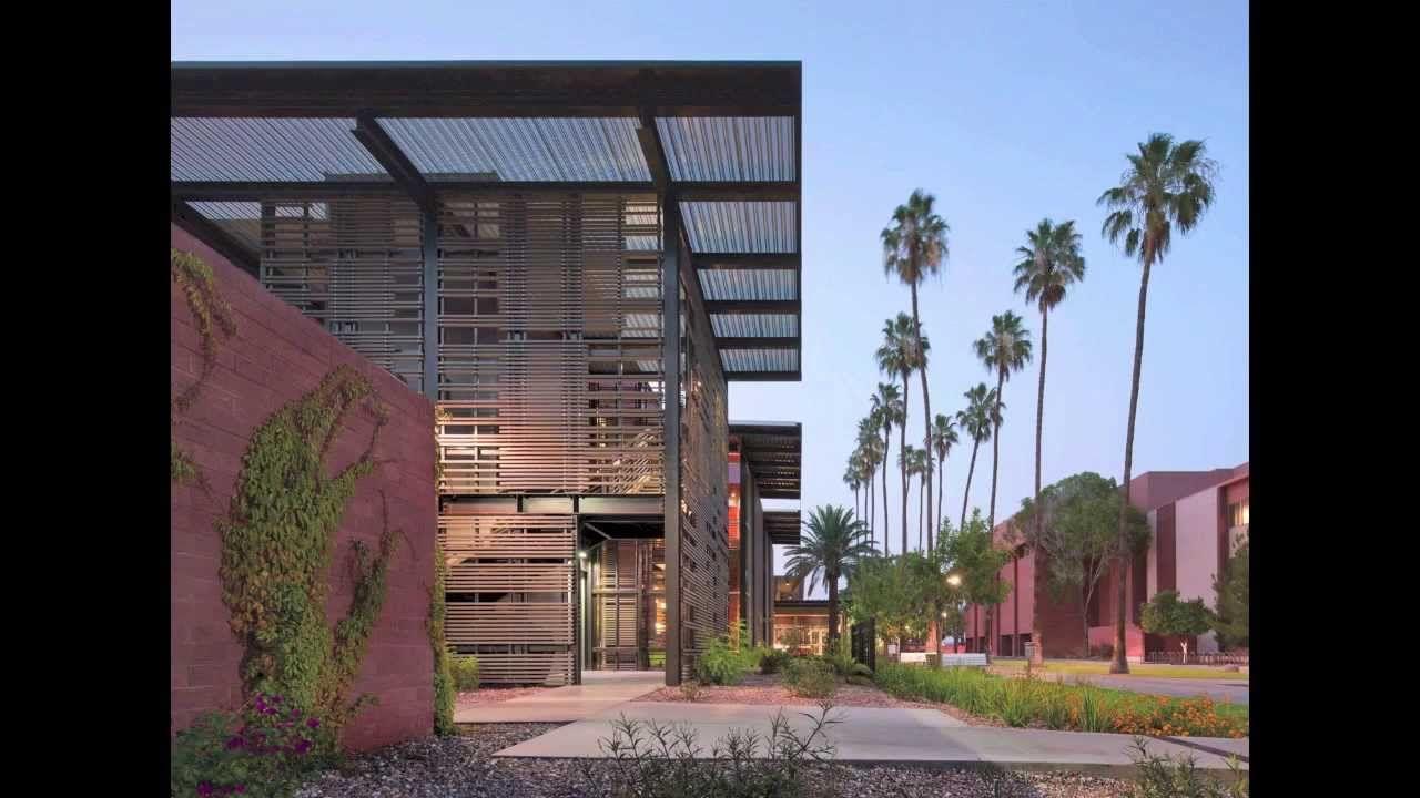 Arizona state university health services building