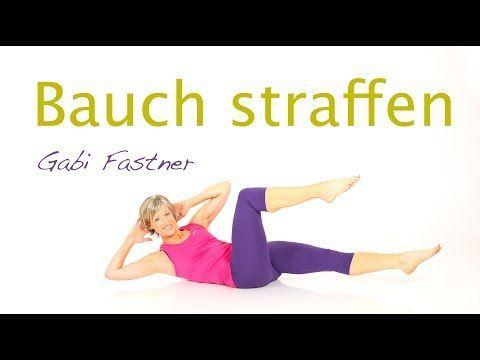 15 min. einfaches und effektives Bauchtraining - YouTube #fitnessvideos