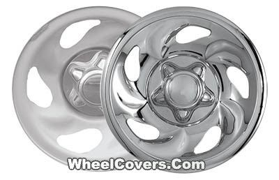 Ford F150 Expedition Chrome Wheel Skins Hubcaps Wheel Covers 16 3195 1997 1998 1999 2000 2001 2002 2003 Set Of 4 Chrome Wheels Wheel Cover Ford F150