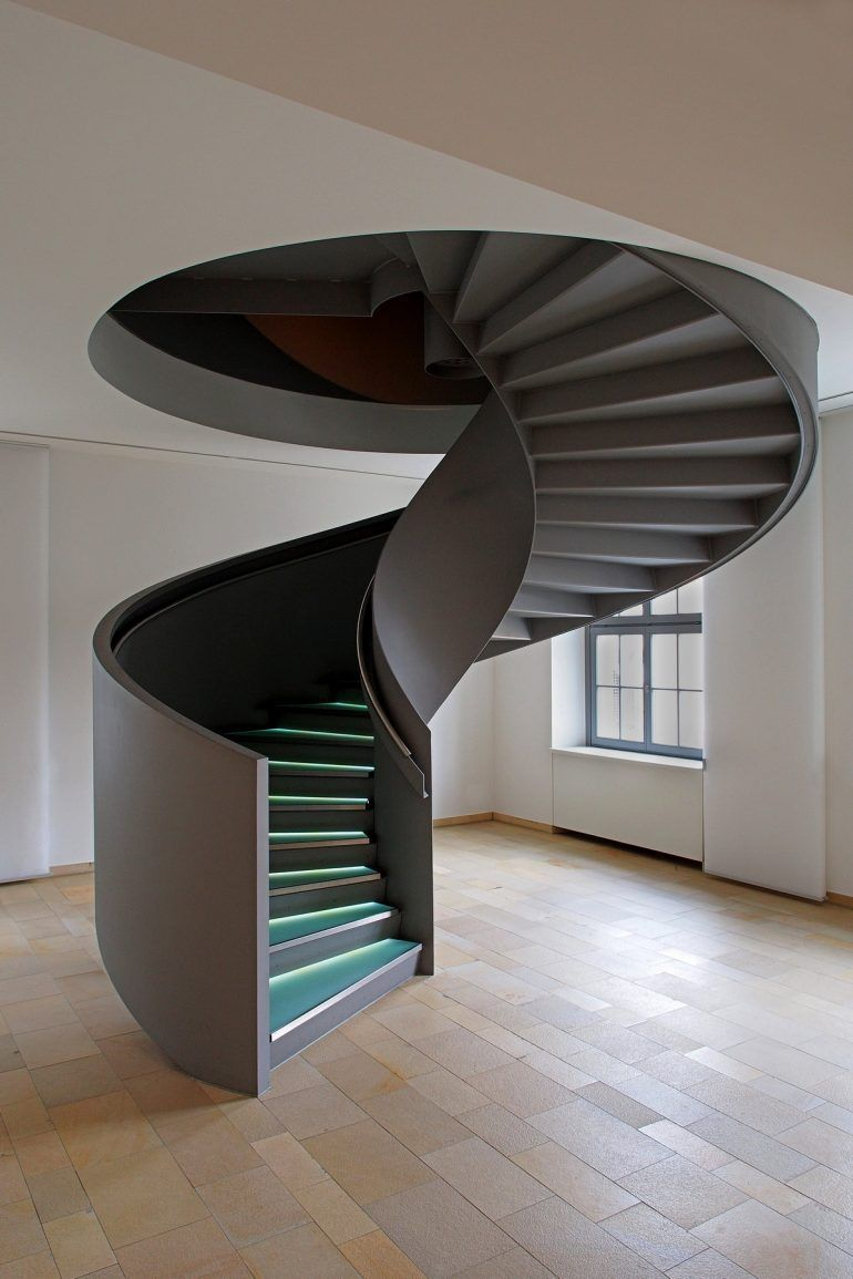 Spiral Staircase Structural Design Calculation Stairs Design