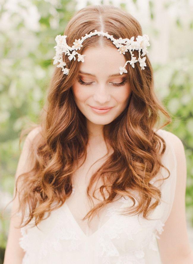 bridal hairstyles long hair google search