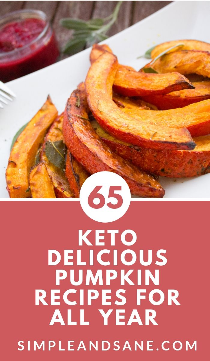 65 Delicious Keto Pumpkin Recipes You Need to Make All Year
