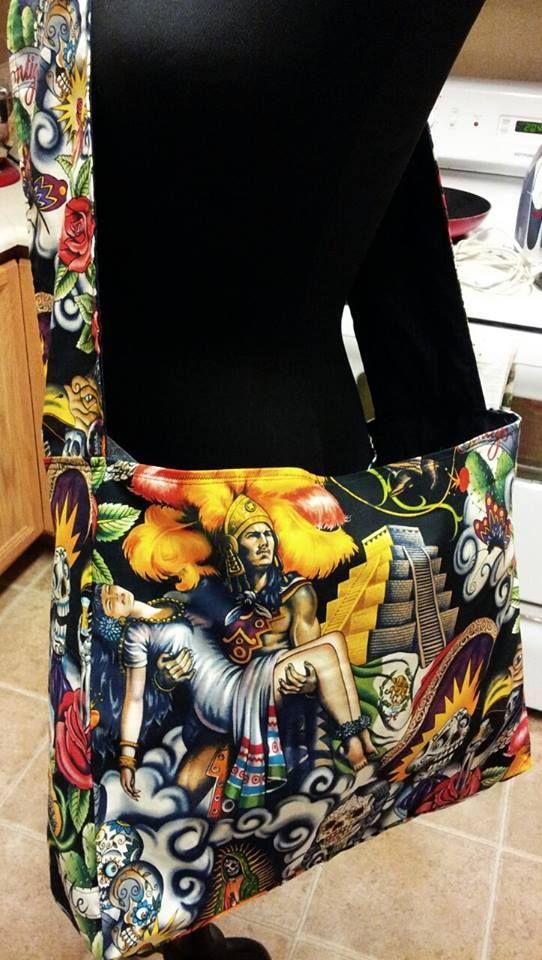 Contigo in color slouch bag  $45 seth@houseofsandol.com Copyright ©2011-14 HOUSE OF SANDOL
