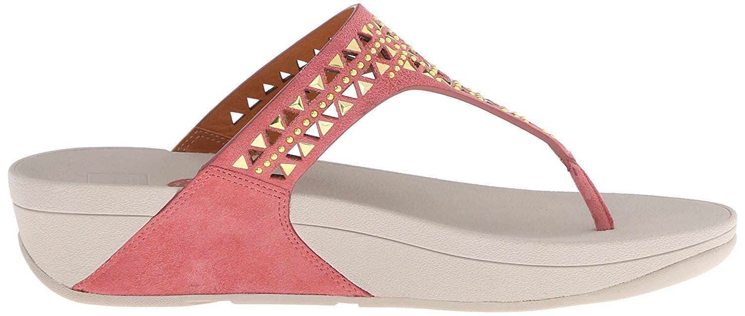 05b7fdc82 FitFlop Women s Carmel Toe-Post Suede Dress Sandal    More details can be  found by clicking on the image.  sandalslover