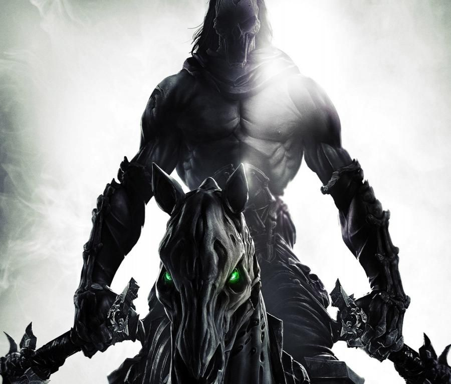 Badass Wallpapers: Darksiders HD Desktop Wallpapers