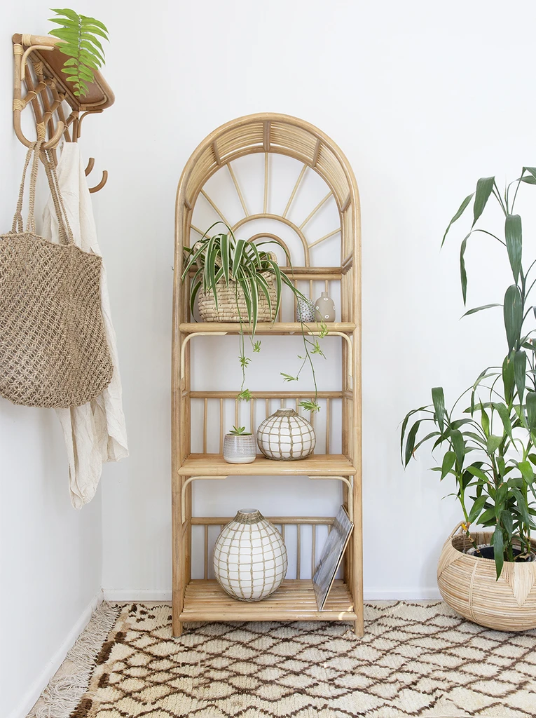 Sunshine bookshelf   Trader Trove in 2020   Home decor ...
