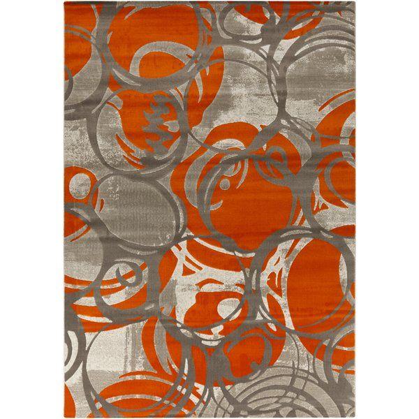 Jasper Burnt Orange X2f Gray Area Rug Orange Area Rug Grey Area Rug Area Rugs