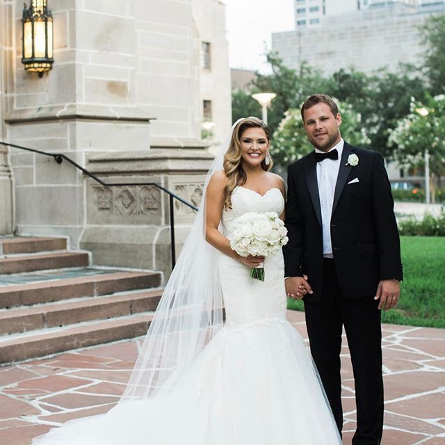 The Bide And Groom Mrandmrs Bride Wedding Weddingday Potd Texas