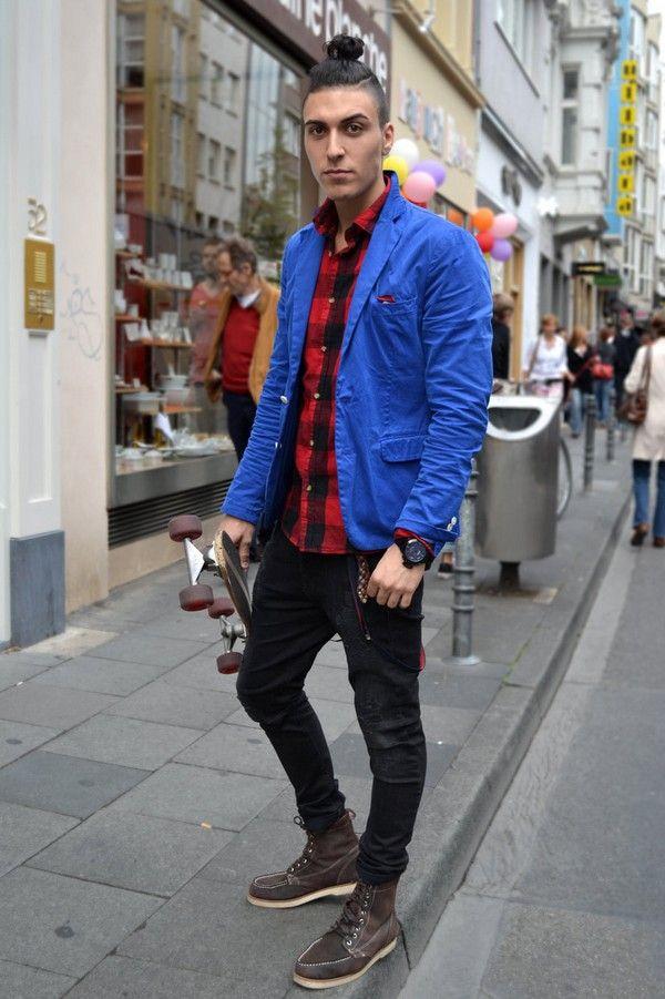 d9f15a3f6c4d55 50+ Unique Skater Boy Hair Styles