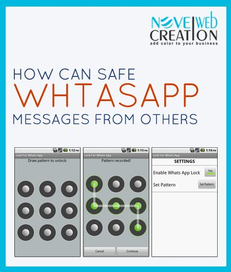 How can safe whtasapp messages from others Can safe