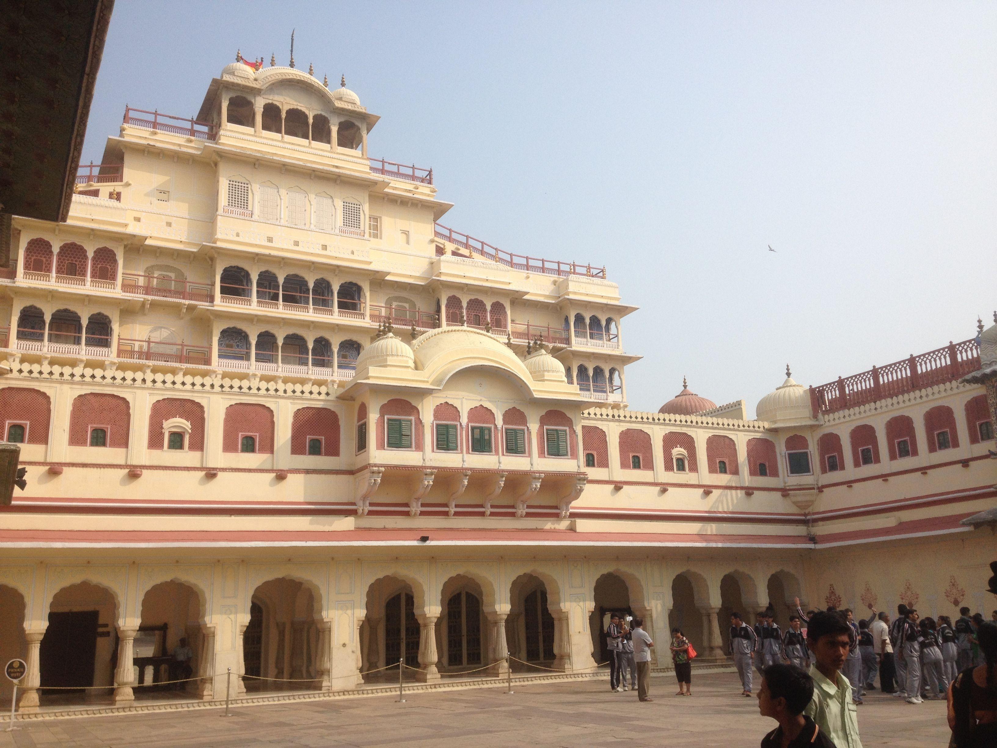Jaipur जयपुर جے پور in Rājasthān Places to visit