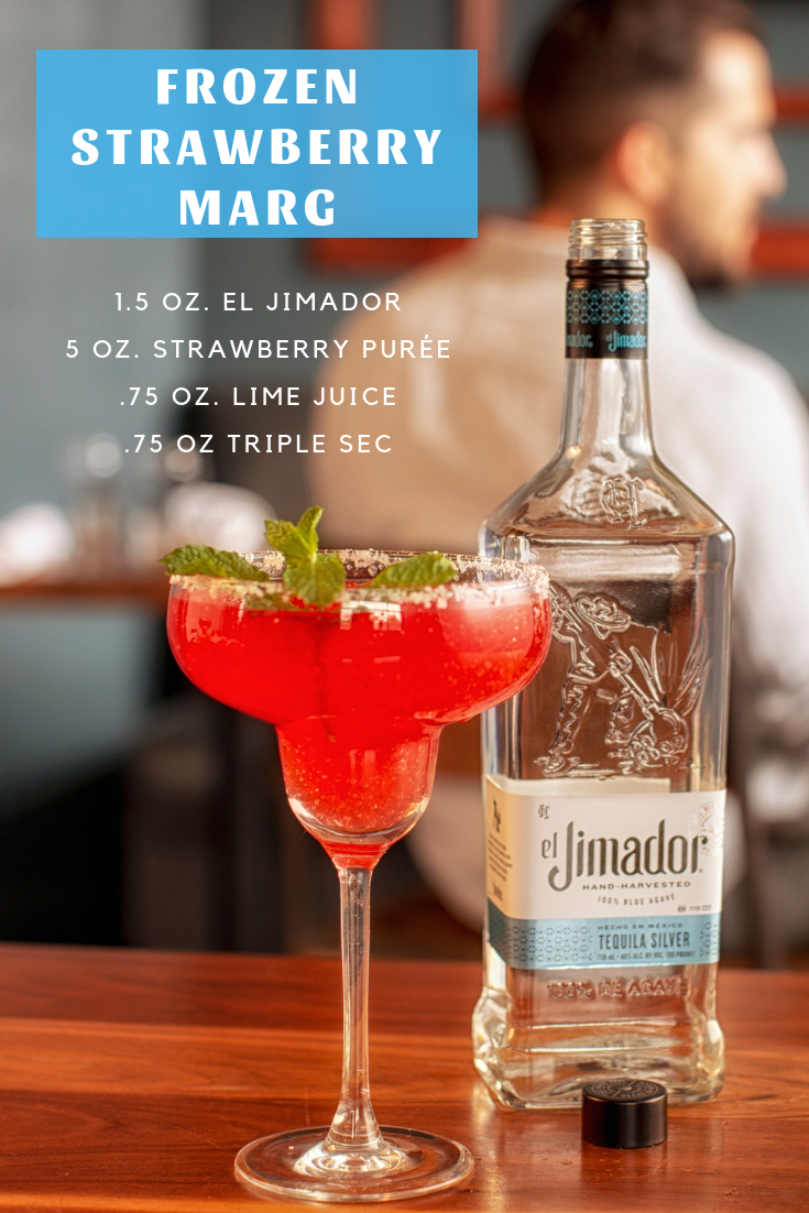 Pick This Fruity Little Number If Youre In The Mood For Something With Real Flair Add Non Alcoholic Strawberry Puree Mix Lime Juice Non Alcoholic Triple