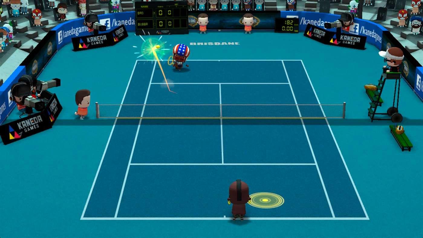 Smoots World Cup Tennis Chega Para Xbox One World Cup Tennis World Tennis