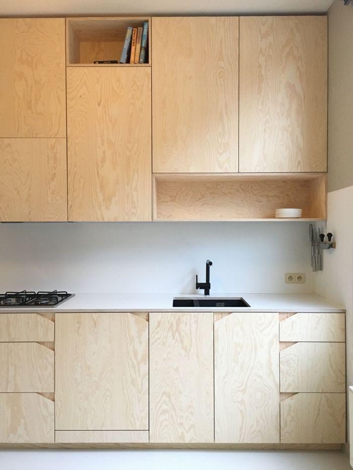 ▷ 1001 + exemples pharamineux de la cuisine en bois Mon salon