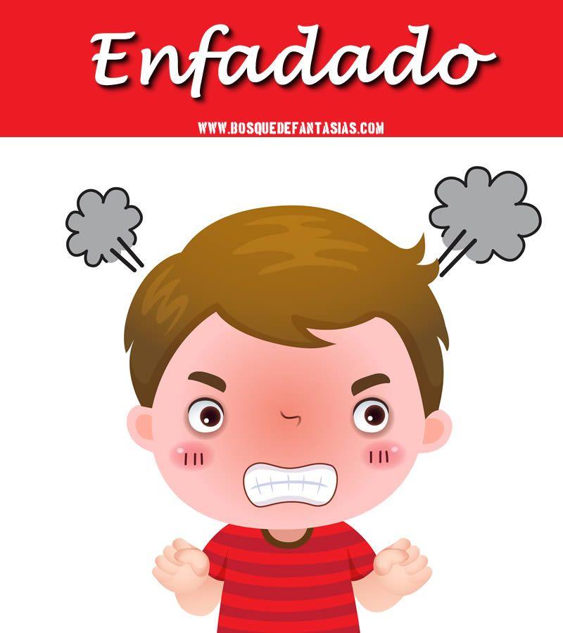 Actividades Sobre Las Emociones Las Emociones Para Niños Emociones Preescolares Actividades Emociones