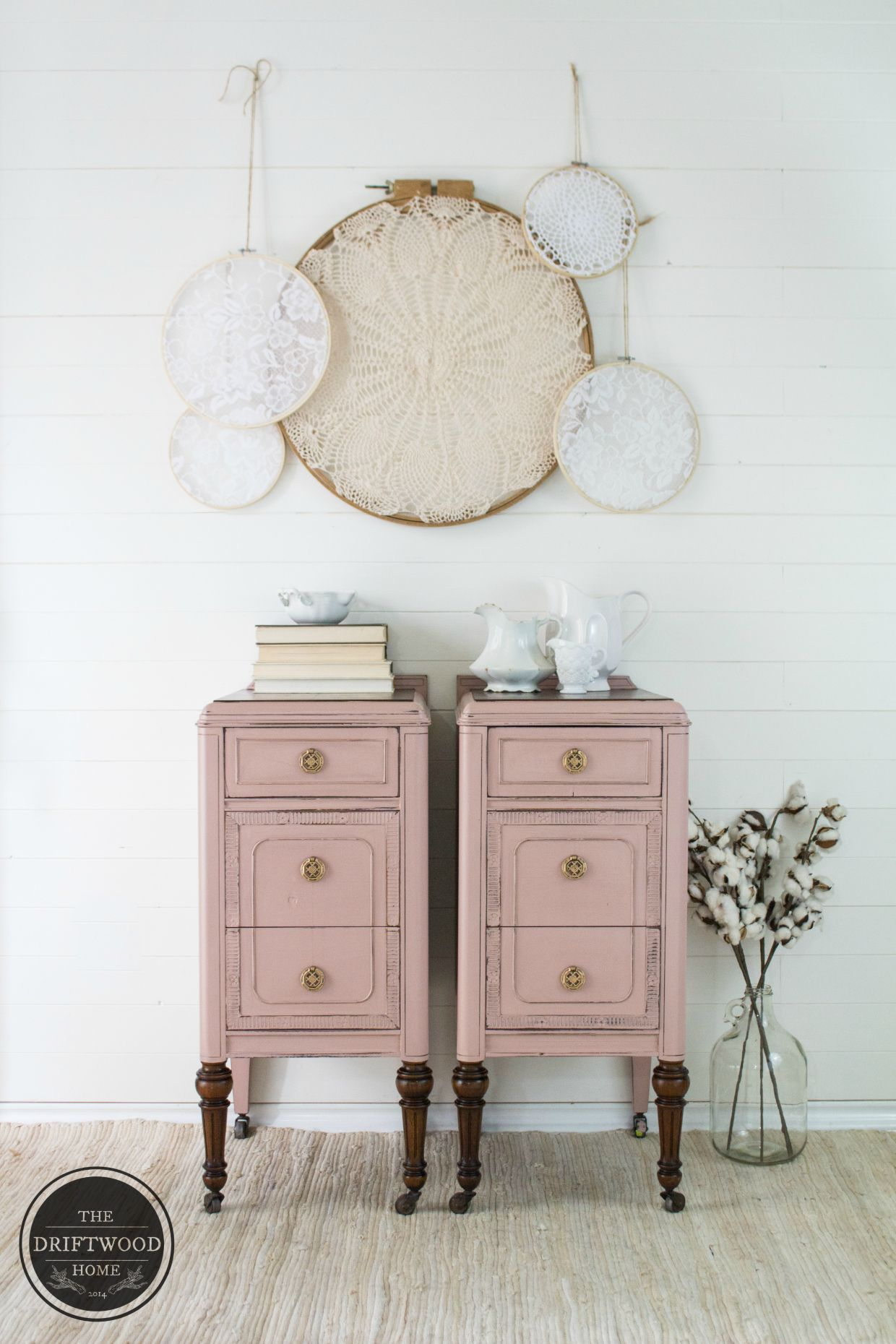 Shopping déco : l'appartement farmhouse épuré de Brook & Peony, styliste