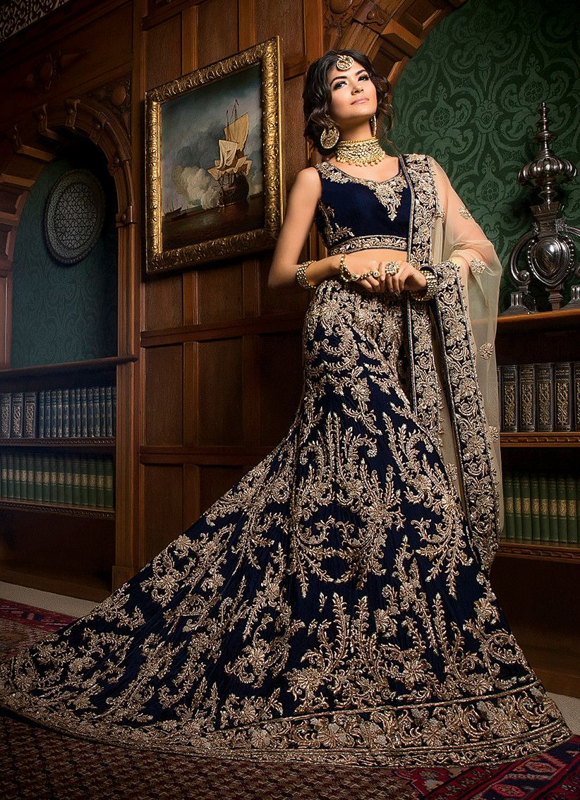 for custom bridal and party wears email zifaafstudio@gmail ...