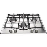 Hotpoint PCN641IXH 60cm Four Burner Gas Hob Stainless Steel £148.97