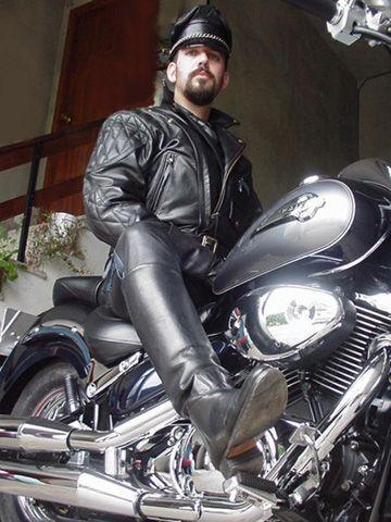 You Tube Biker Gay Leather