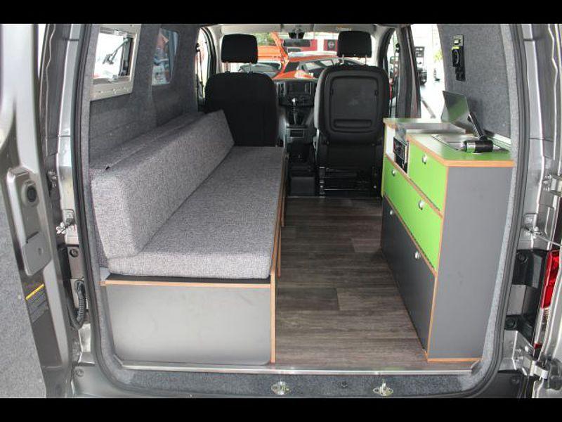 nissan nv200 evalia kasten eur6 comfort camper. Black Bedroom Furniture Sets. Home Design Ideas