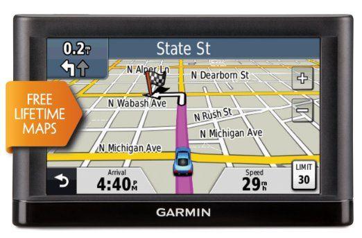 Amazon.com: Garmin nüvi 52LM 5-Inch Portable Vehicle GPS with Lifetime Maps (US): GPS & Navigation