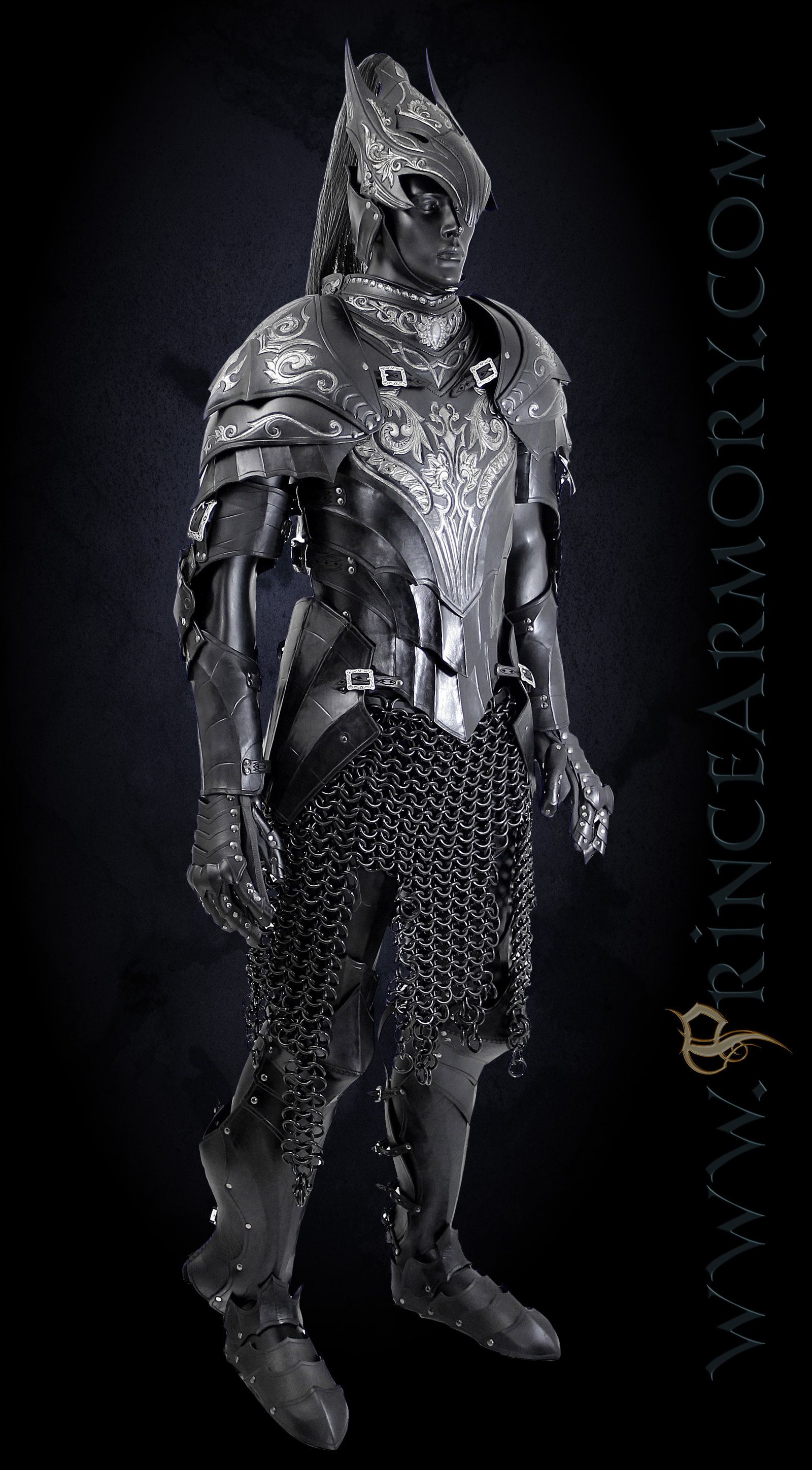 Black leather gloves dark souls - Artorias Leather Fantasy Armor Dark Souls By Azmal Deviantart Com On Deviantart