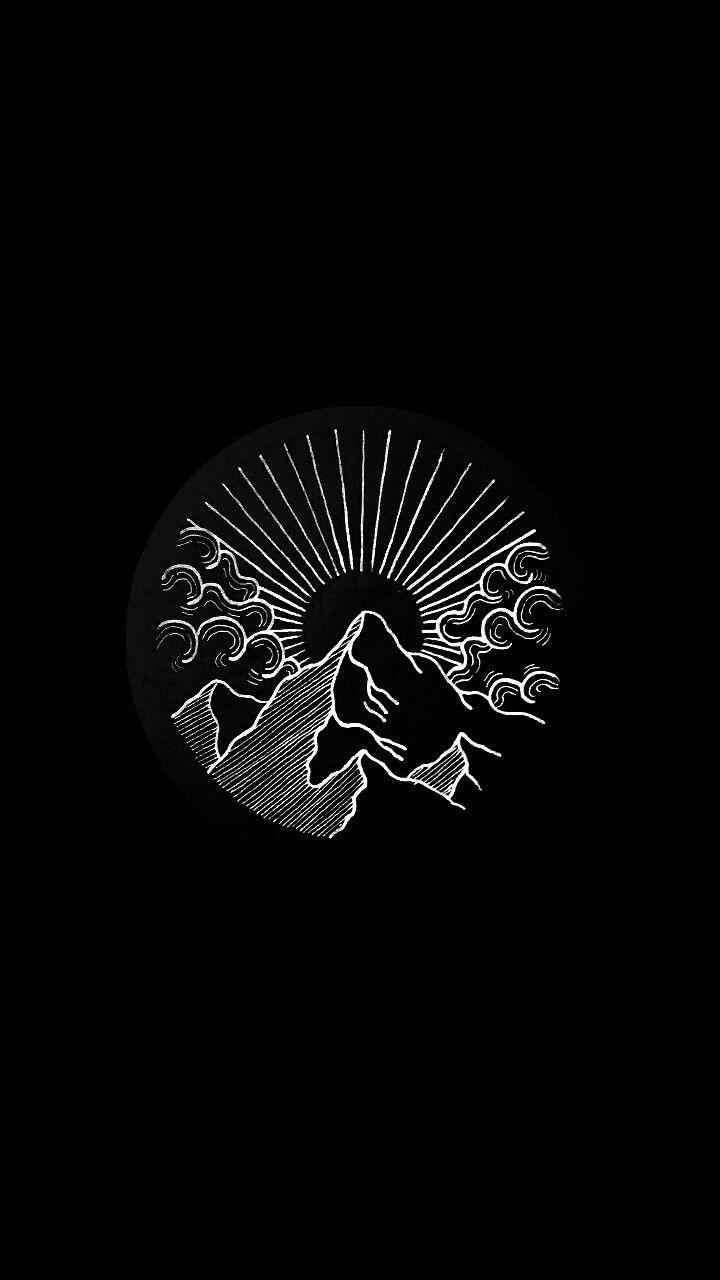 Biascardoso Dessin Noir Et Blanc Dessins Minimalistes Fond D Ecran Graphique