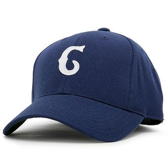 the latest 73892 f3d9f Men s Chicago Cubs American Needle Navy Cooperstown Historic Fitted Hat
