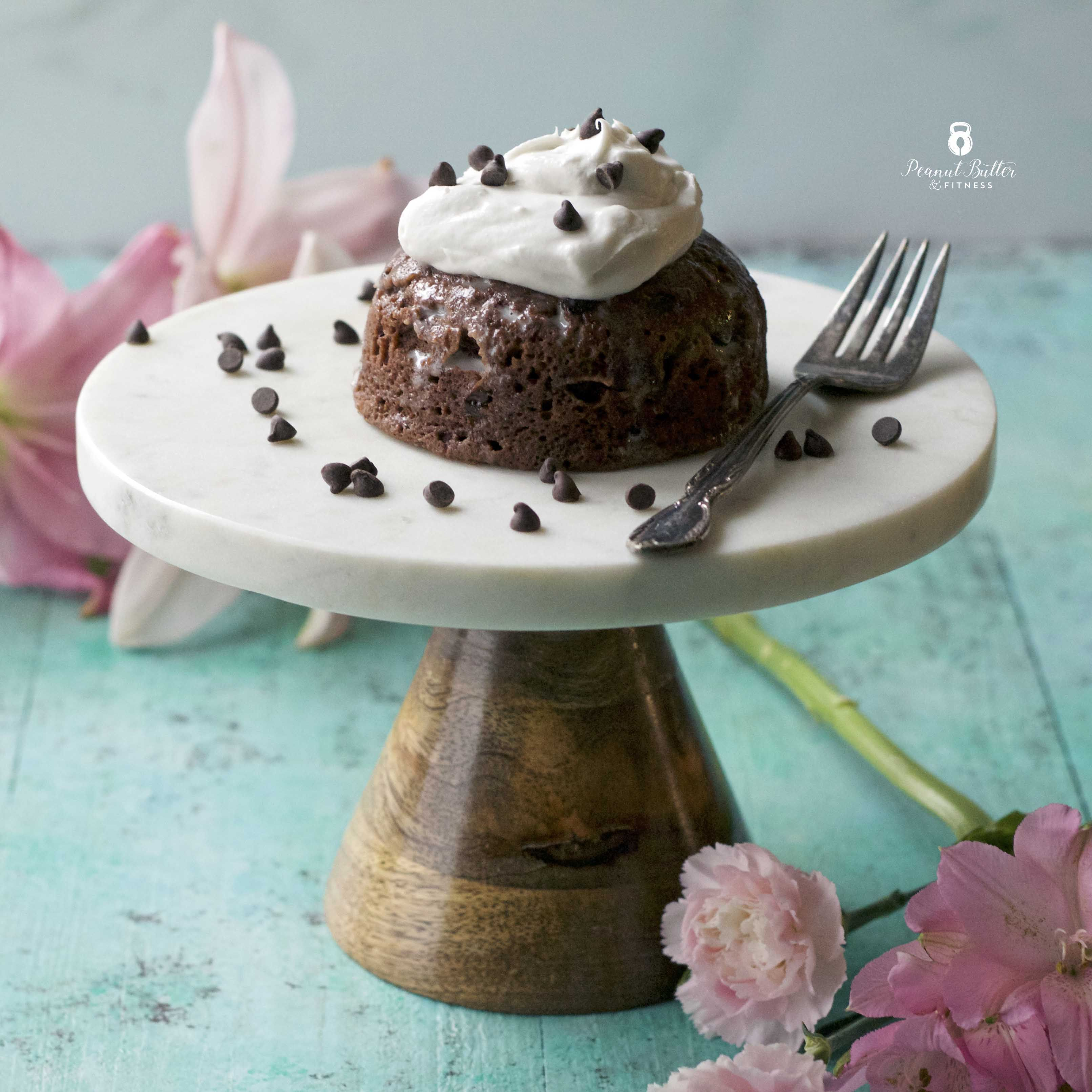Chocolate protein mug cake recipe chocolate protein